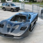 The Mosler MT900 used in a scene from the movie The Green Hornet was painted by John Hauser at Elite Paint & Body Shop in West Palm Beach Florida.