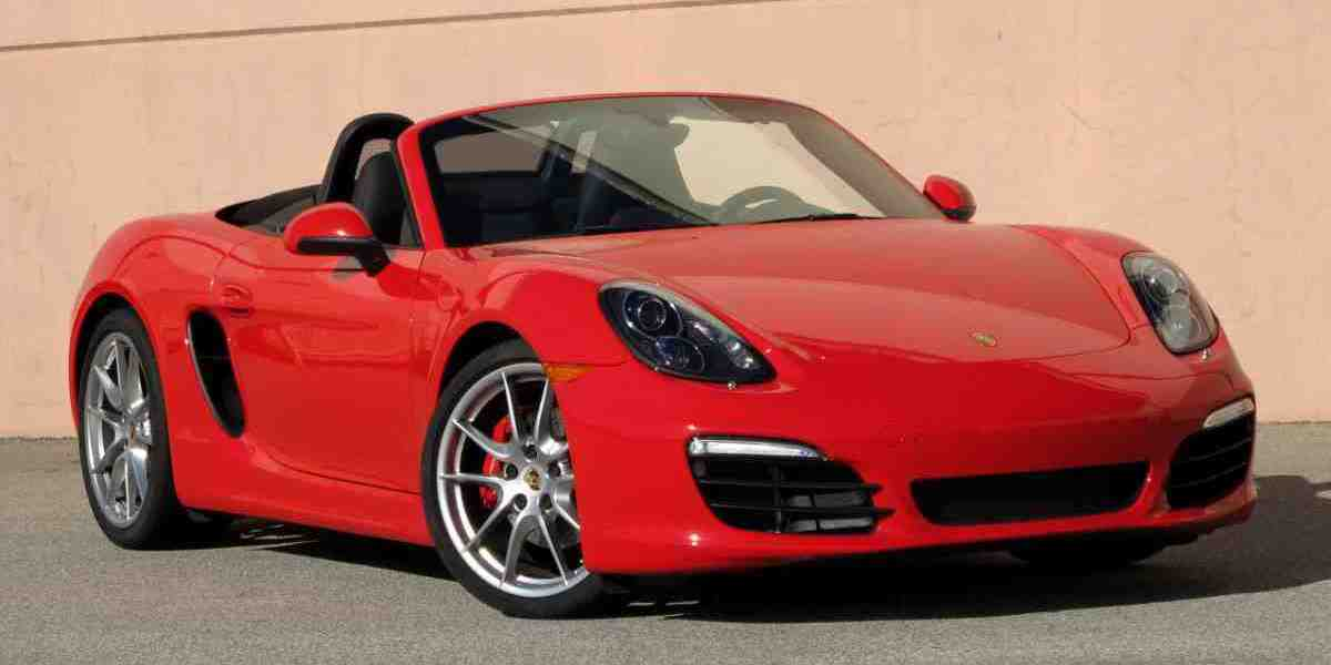 West Palm Beach Porsche Auto Body Repair Shop