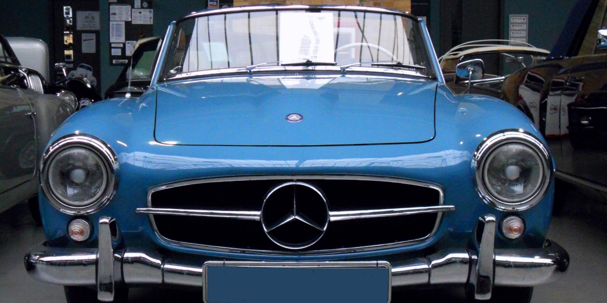 Palm Beach Gardens Mercedes Auto Body Repair Specialists